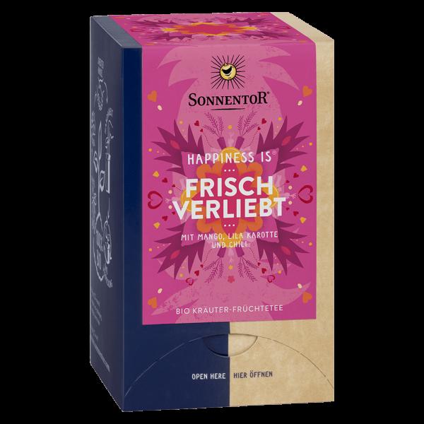Sonnentor Bio Frisch verliebt Tee, 36g
