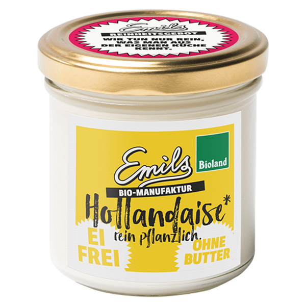 Emils Bio Sauce Hollandaise