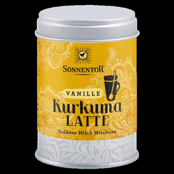 Sonnentor Bio Kurkuma Latte Vanille, 60g