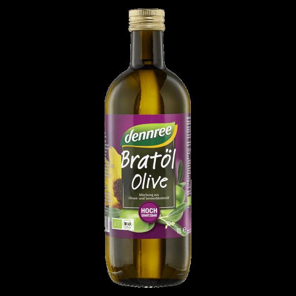 dennree Bio Bratöl Olive