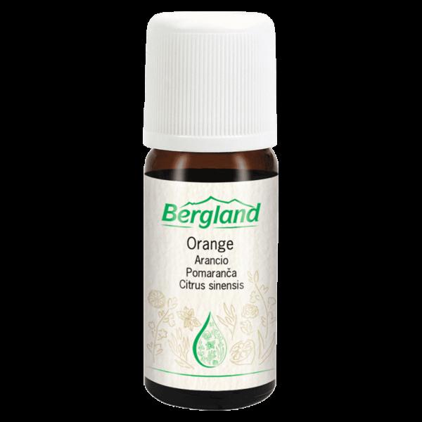Bergland Orangen Öl