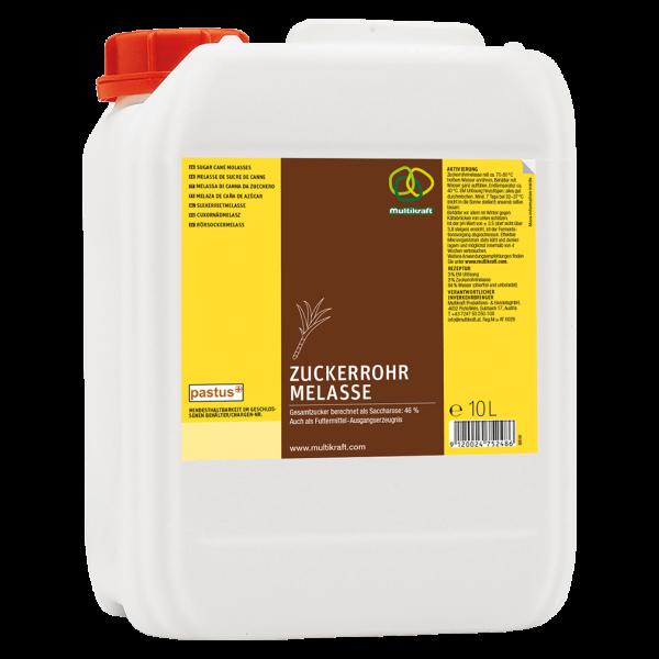 Multikraft Zuckerrohrmelasse 10 Liter