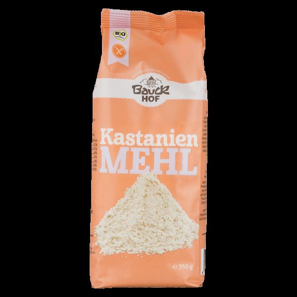 Bauckhof  Bio Kastanienmehl