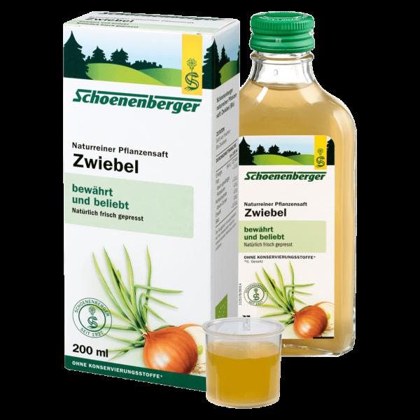 Schoenenberger Bio Zwiebel Saft