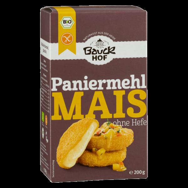Bauckhof  Bio Mais Paniermehl