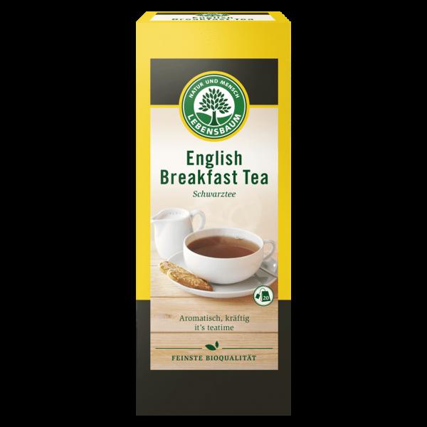 Lebensbaum Bio English Breakfast Schwarztee