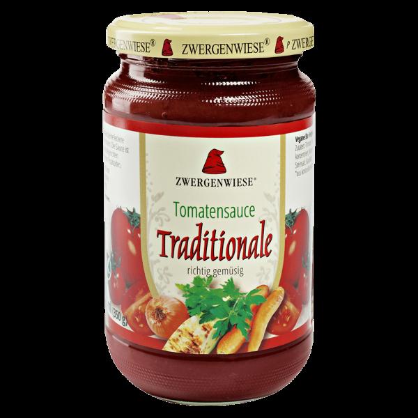 Zwergenwiese Bio Tomatensauce Traditionale