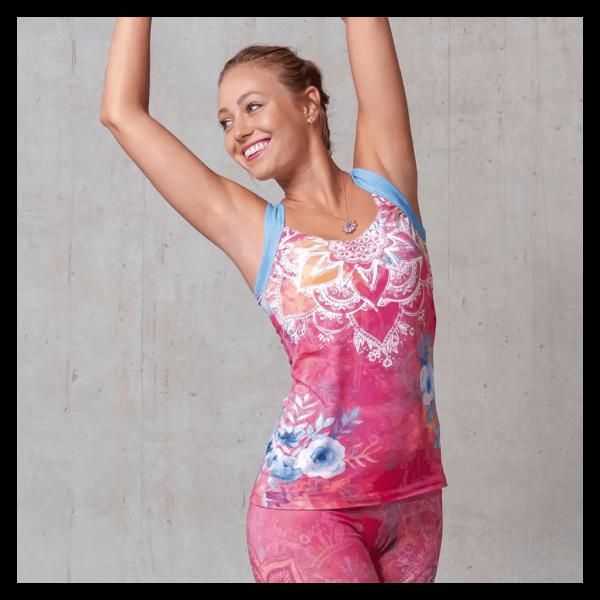 Spirit of Om Yoga-Top Bravery