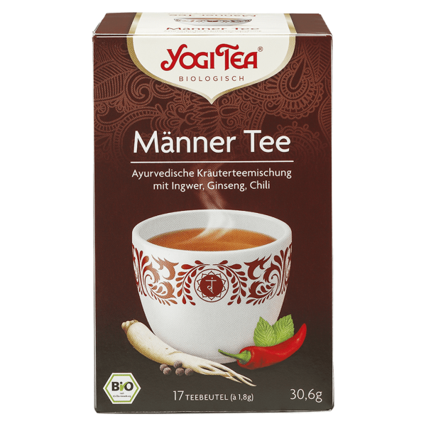 Yogi Tea Bio Männer Tee