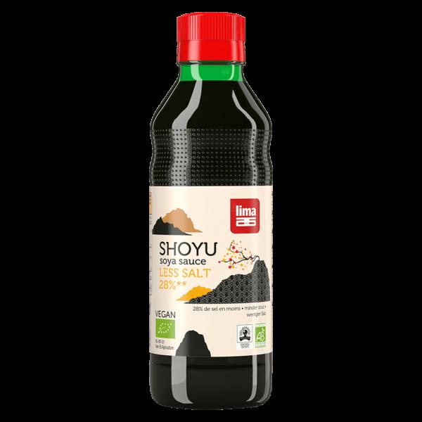Lima Bio Shoyu 28% weniger Salz
