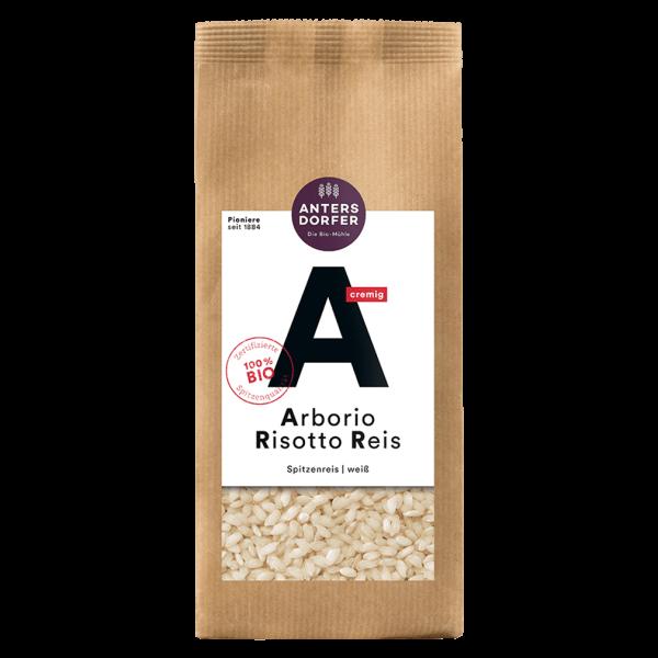 Antersdorfer Bio Arborio Risotto Reis