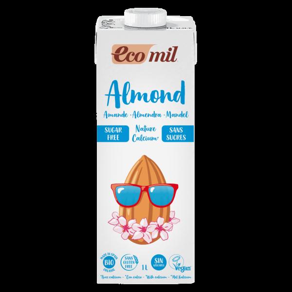 EcoMil Bio Mandel Drink Calcium