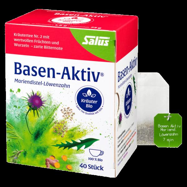 Salus Bio Basen-Aktiv Tee Nr. 2 Btl.