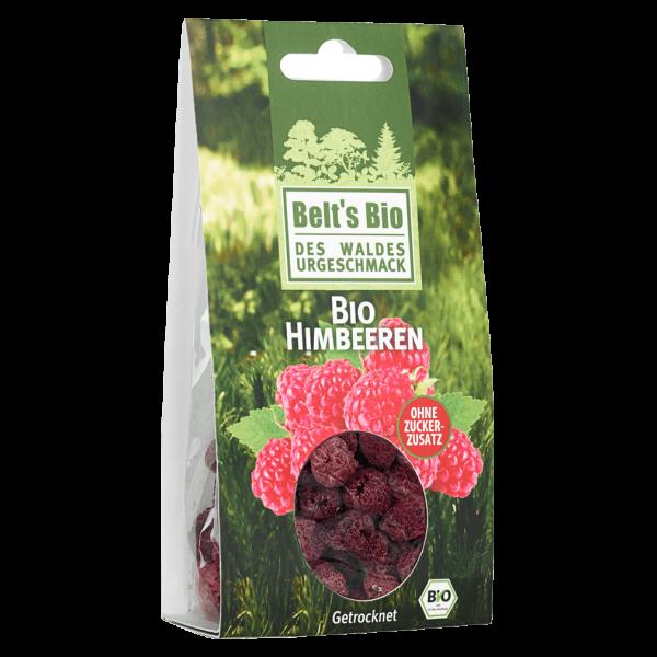 Belt's Bioprodukte Bio Himbeeren, getrocknet