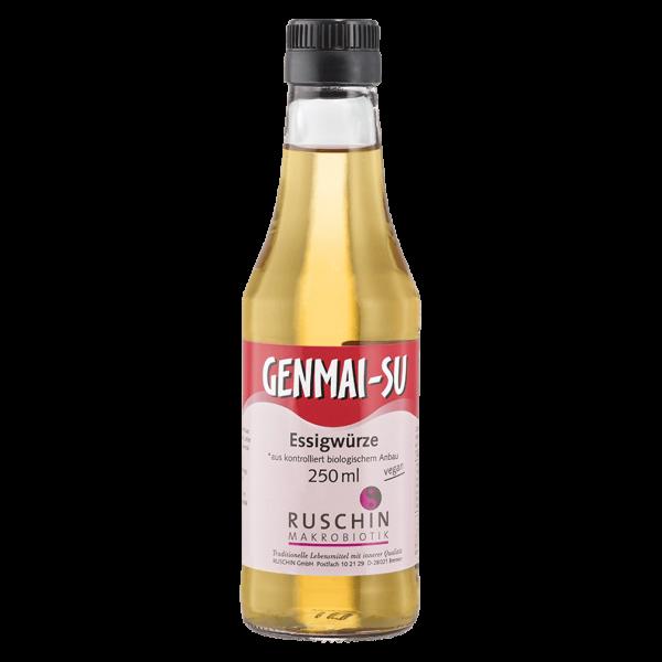 Ruschin Makrobiotik Bio Genmai-Su
