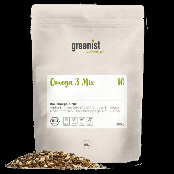 greenist Bio Omega-3 Mix