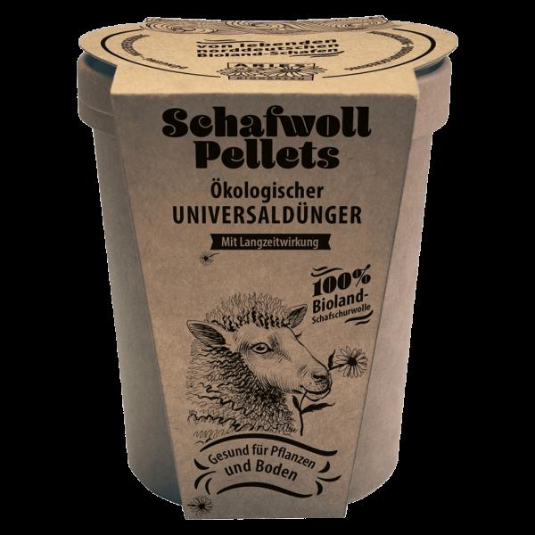 Aries Schafwollpellets