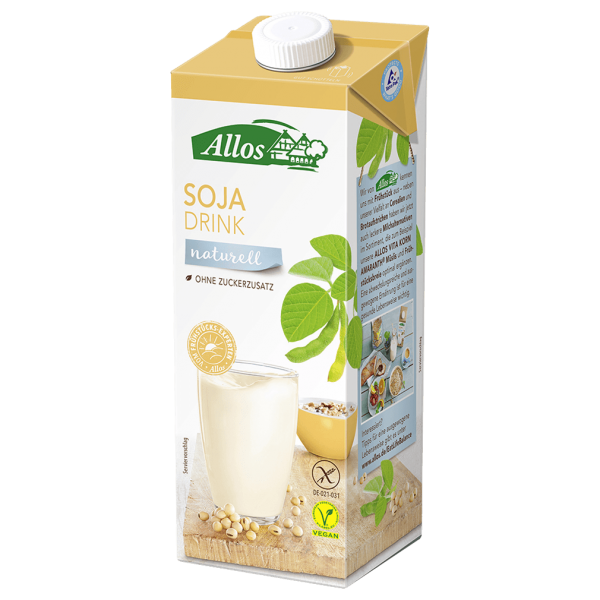 Bio Soja Drink naturell