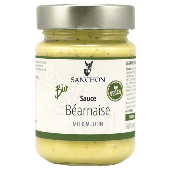 Sanchon Bio Sauce Béarnaise