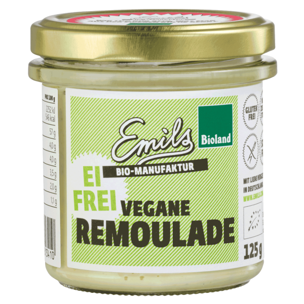 Emils Bio Vegane Remoulade, 125g