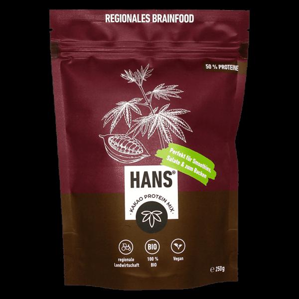 Hans Bio Kakao-Proteinmix