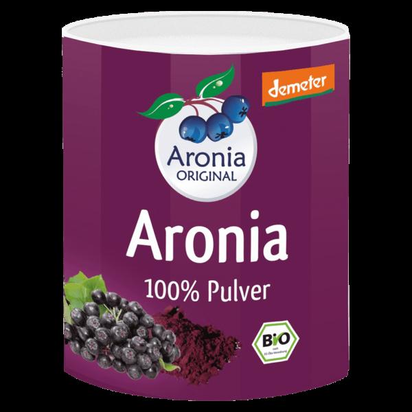 Aronia Original Bio Aroniabeeren Pulver