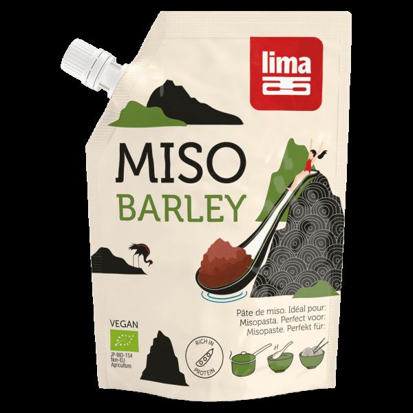 Lima Bio BARLEY MISO (MISO, GERSTE & SOJA)