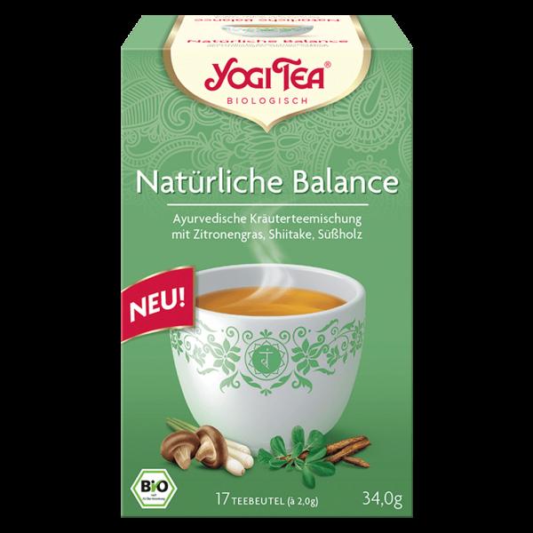 Yogi Tea Bio Natürliche Balance Tea