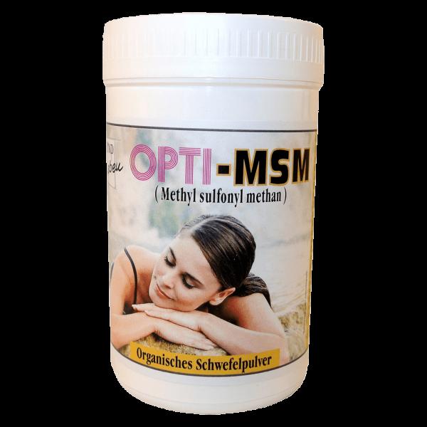 Gesund & Leben Opti-MSM Pulver