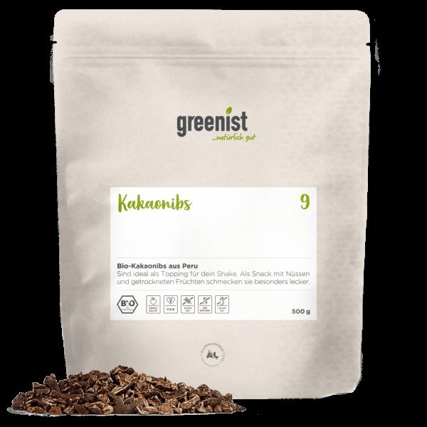 greenist Bio Kakaonibs