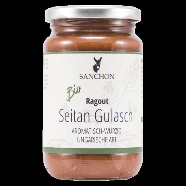 Sanchon Bio Ragout Seitan Gulasch