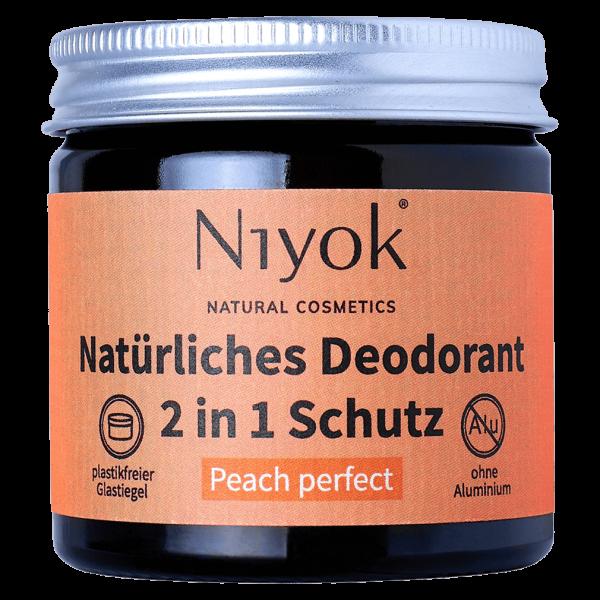 Niyok Deodorant 2in1 Peach Perfect