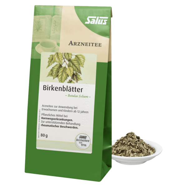 Salus Bio Birkenblätter Tee
