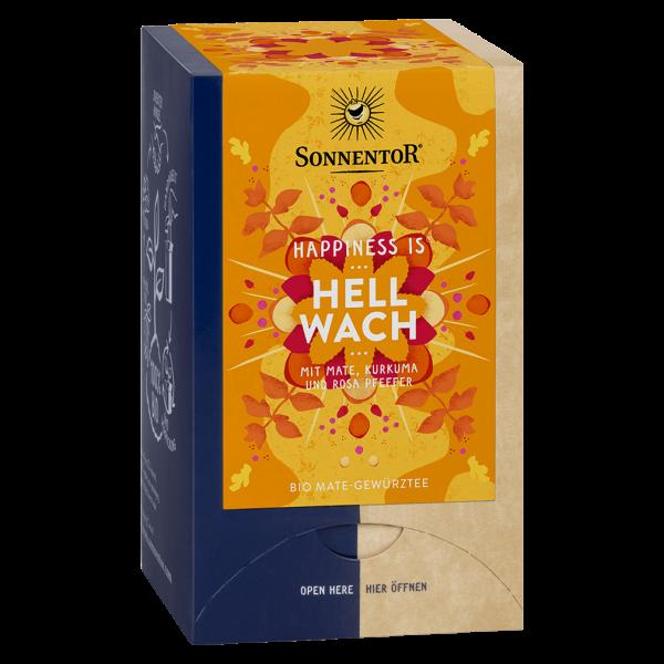 Sonnentor Bio Hellwach Tee, 30,6g