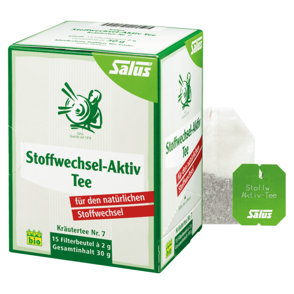 Salus Bio Stoffwechsel-Aktiv Tee Nr. 7