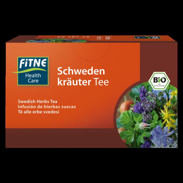 Bio Schwedenkräuter Tee, 20Btl