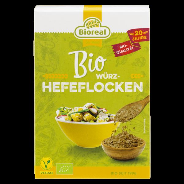 Bioreal Bio Würzhefeflocken