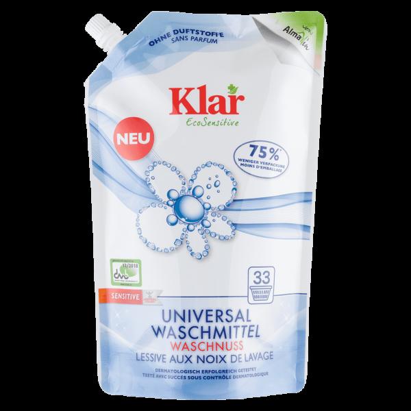 Klar Universal Waschmittel