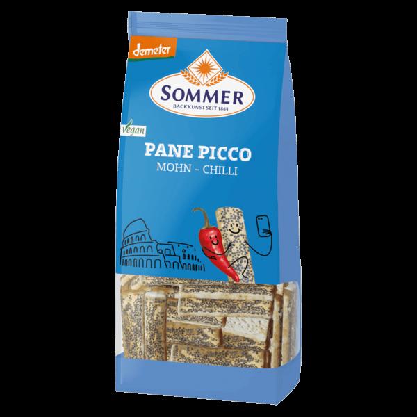 Sommer Bio Pane Picco Mohn-Chili