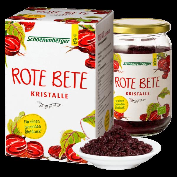 Schoenenberger Bio Rote Bete Kristalle