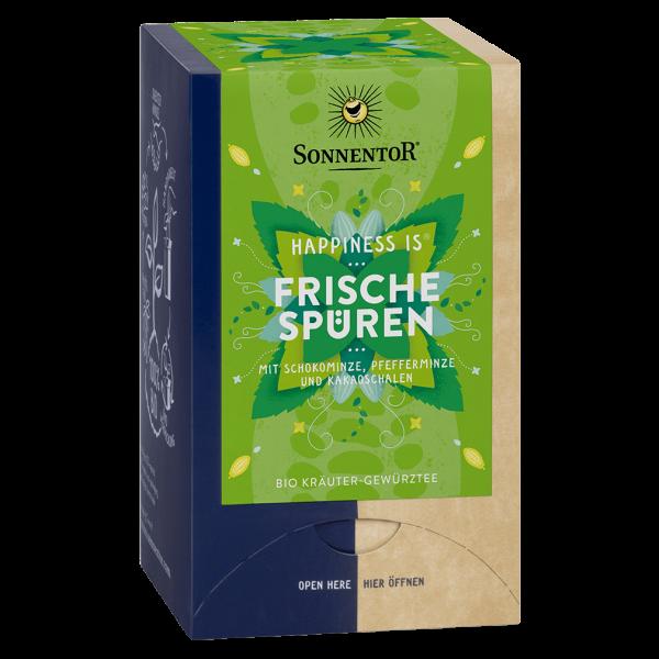 Sonnentor Bio Frische spüren Tee, 30,6g