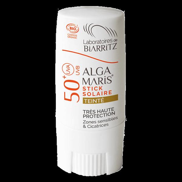 Alga Maris Sunscreen Stick getönt LSF 50+