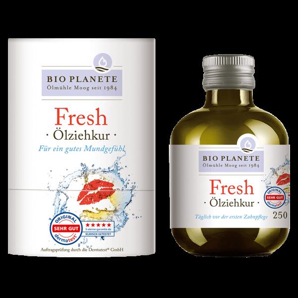 Bio Planète – Ölmühle Moog GmbH Fresh Ölziehkur