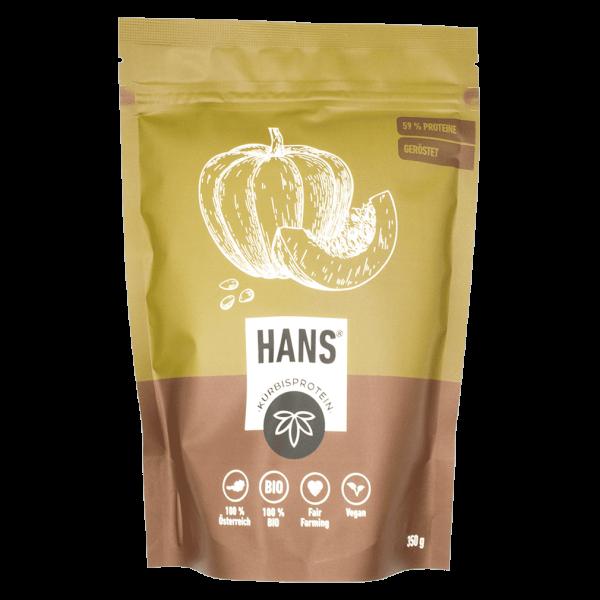 Hans Bio Kürbisprotein 59%