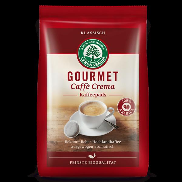 Lebensbaum Bio Caffè Crema Pads 18 Pads
