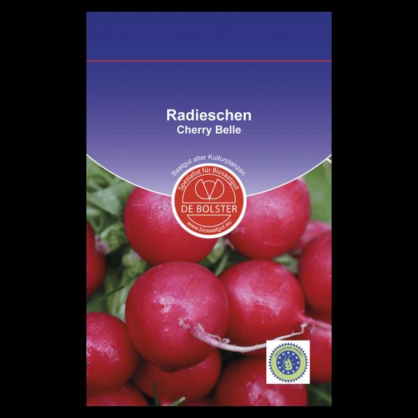 DE Bolster Bio Radieschen Cherry Belle