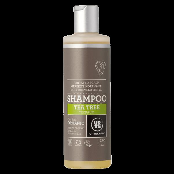 Teebaum Shampoo für gereizte Kopfhaut