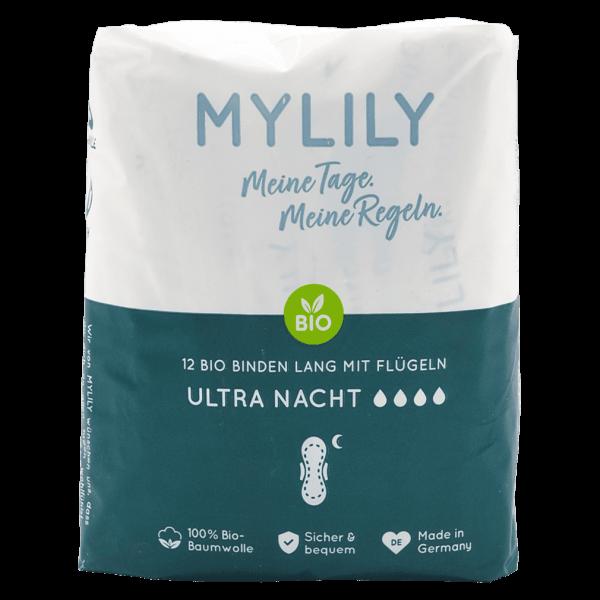 Mylily Nachtbinden