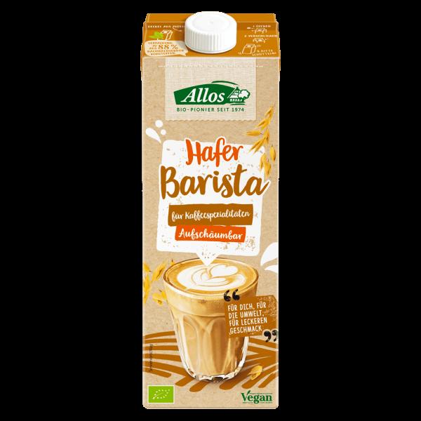 Allos Bio Hafer Drink Barista