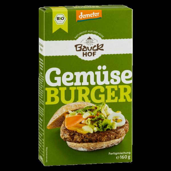 Bio Gemüse Burger Demeter